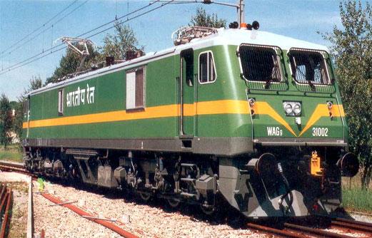 ministry of railways railway board rh indianrailways gov in American Electric Locomotives GE Electric Locomotives